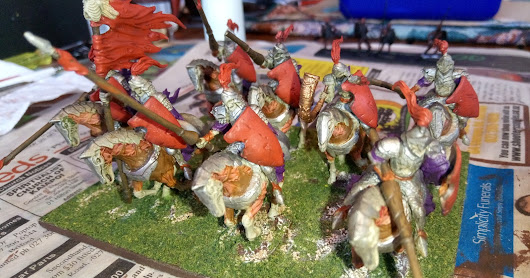 28mm Skellie Cav