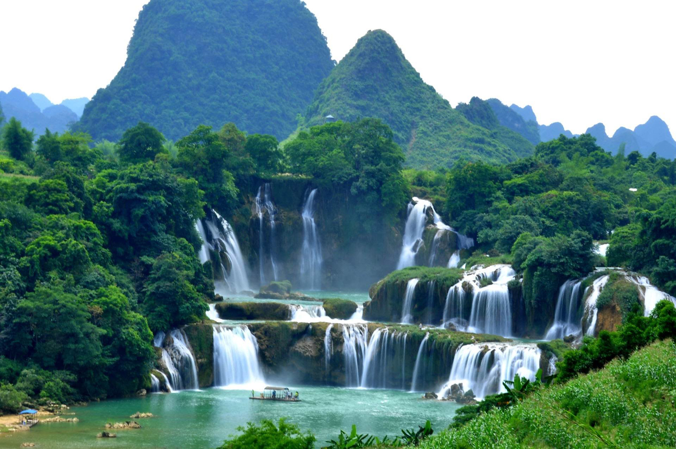3 day Tour Ba Be Lake and Ban Gioc Waterfall