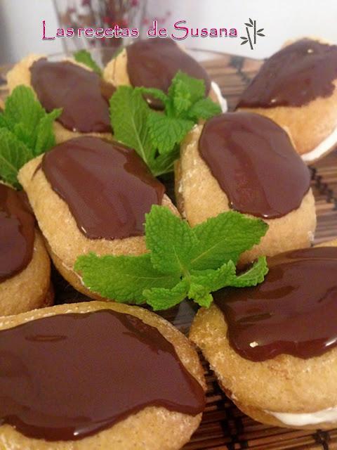 Bocaditos dulces - Las recetas de Susana