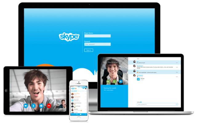 تحميل برنامج Skype عربى