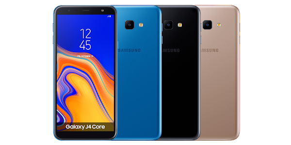 Samsung Galaxy J4 Core announced as company's second Android Go phone