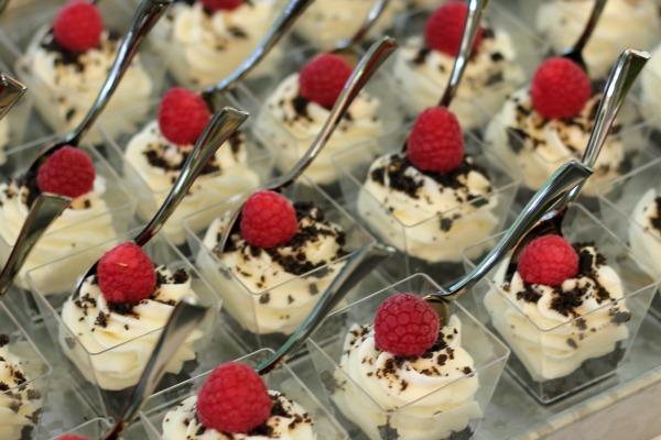 Oreo Cookies & Cream Mini Parfaits