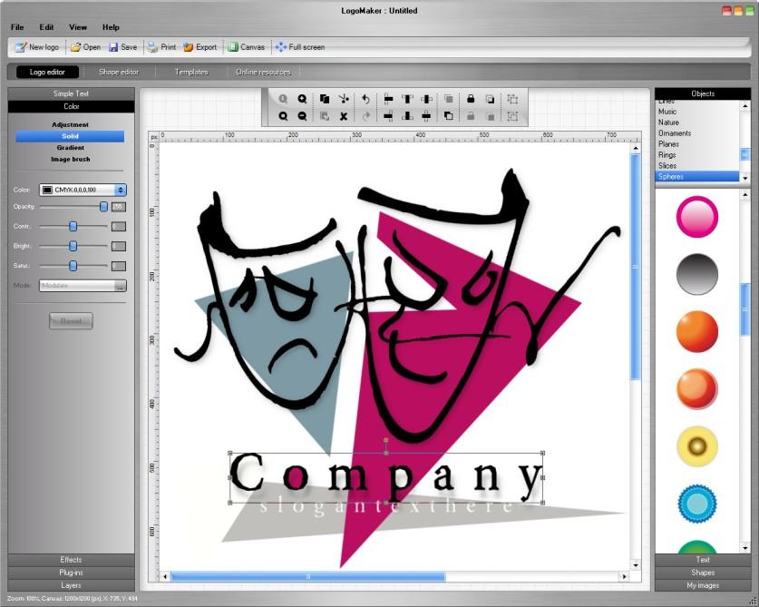 clipart logo creator - photo #3