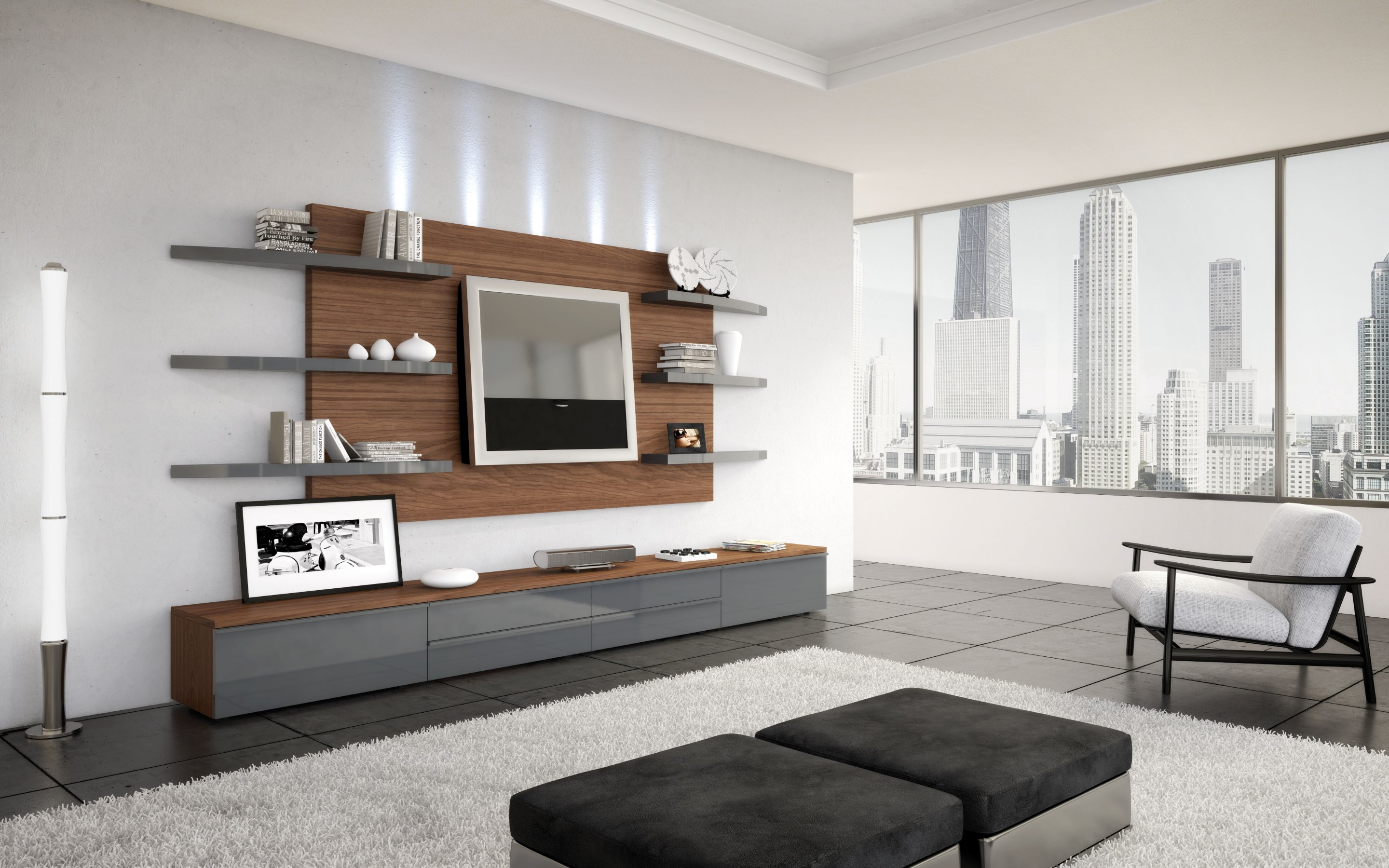 4K HD Wallpaper Living Room Design