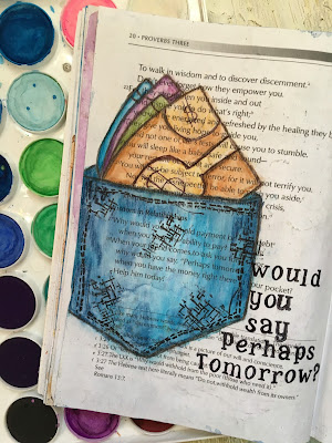 Journaling through the Proverbs - Proverbs 3