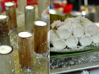Makanan Khas Bojonegoro Yang Perlu Dicoba - Putu Bambu Khas Bojonegoro