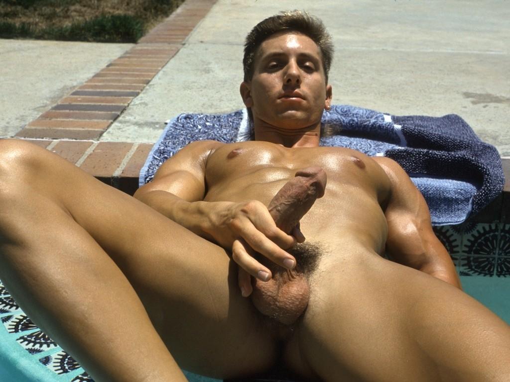 Aaron Austin porno musculaire gay