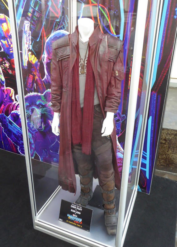 Guardians of the Galaxy 2 Star Lord costume