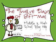 12 Days of Gift-mas Blog Hop: Day 3