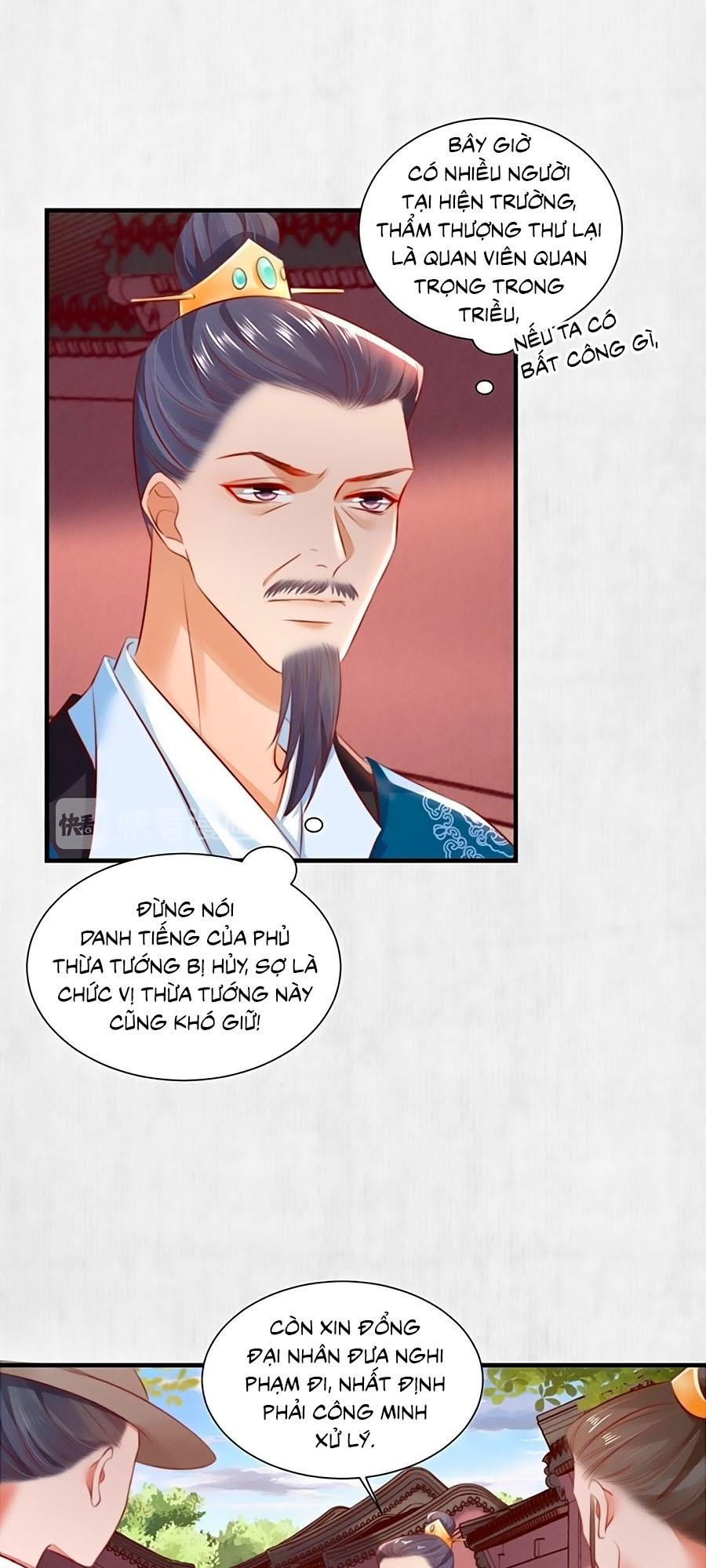 Hoạn Phi Hoàn Triều Chapter 79 - Trang 10
