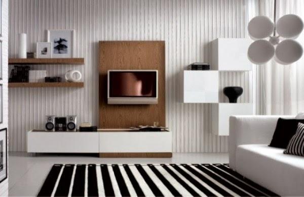 17 Desain Interior Ruang Keluarga Dengan Gaya Minimalis