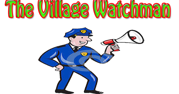 the village watchman summary