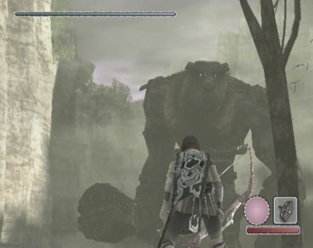 Shadow of the Colossus PS2 GAME ISO Gameplay