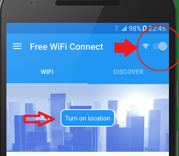 Free Wifi Hotspot Kaise Search Kare Free Wifi Connect App Se