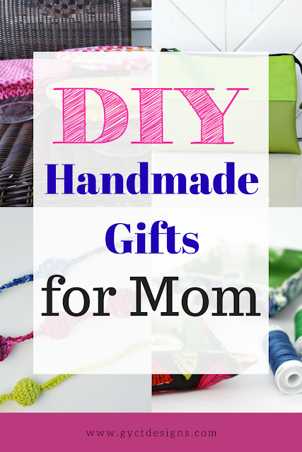 Looking for a gift for mom?  Check out the best homemade gift ideas for mom and get working on her Mother's Day, birthday or Christmas gift early this year.