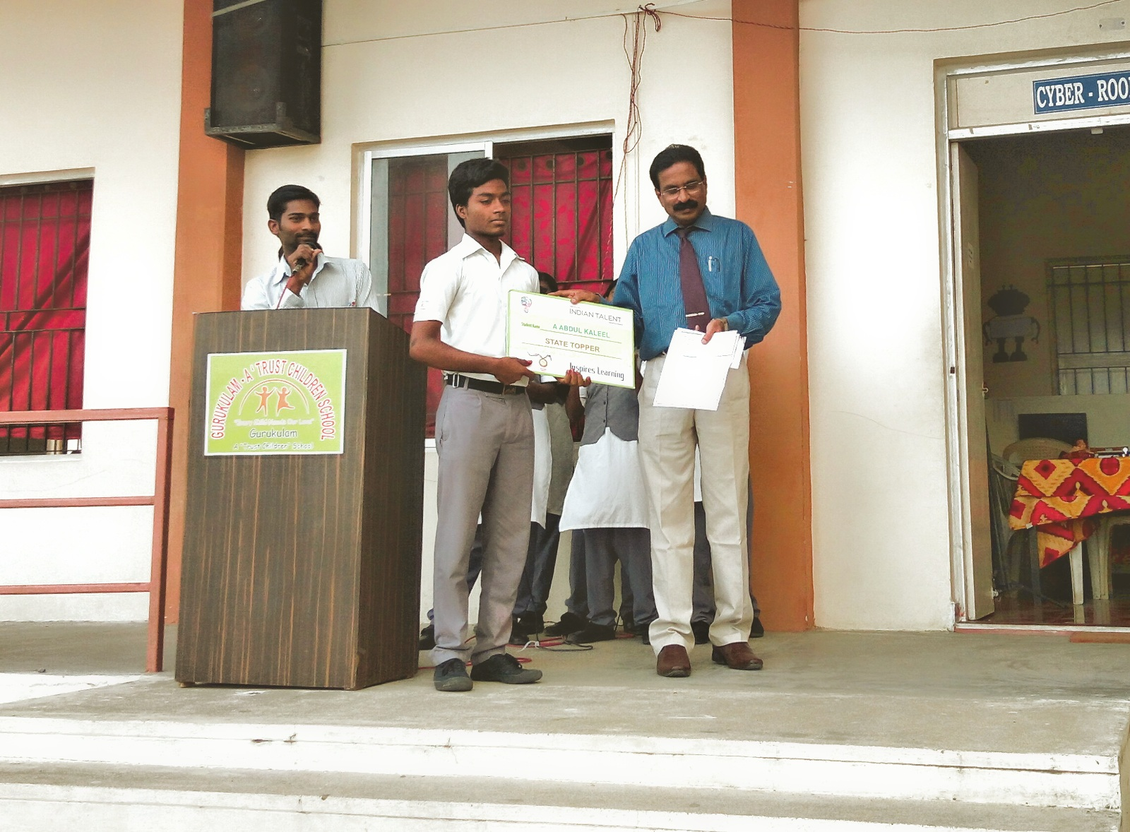 Trust children state topper in the indian talent exam our childrens achievements are thanks to each one of your support that has made it possible for them to get such an education altavistaventures Images