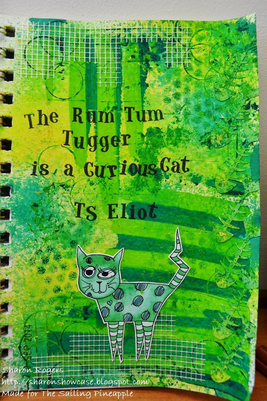 Sharons Showcase The Rum Tum Tugger Is A Curious Cat