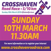 Fast 10k & 5k in Crosshaven... Sun 10th Mar 2019