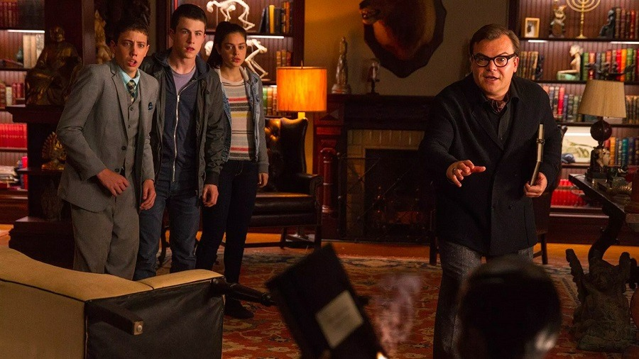 Goosebumps - Monstros e Arrepios BluRay Torrent Imagem