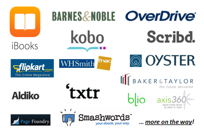 SmashWords ebook publishing, marketing, and distribution