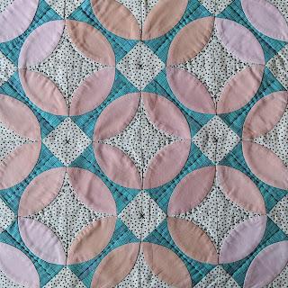 Trenton block quilt