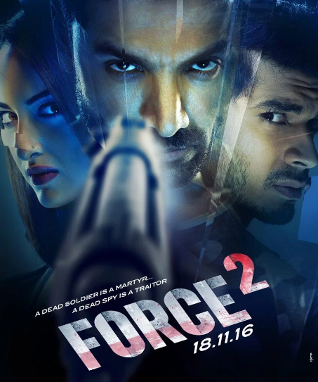 Force 2 movie star cast release date, box office collection poster trailer