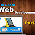 How to Learn Apps Development And Earn Money  Part -2