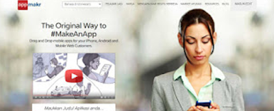 Website Untuk Membuat Aplikasi Tanpa Harus Koding 3