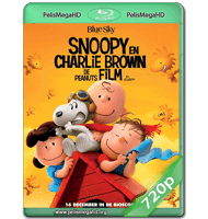SNOOPY & CHARLIE BROWN: PEANUTS LA PELÍCULA (2015) WEB-DL 720P HD MKV ESPAÑOL – INGLÉS