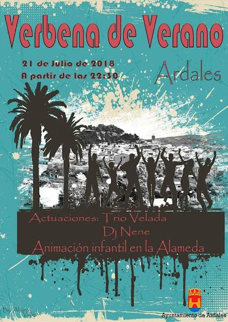 Verbena de Verano Ardales 2018