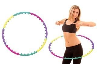 ejercicios para la cintura con hula hula