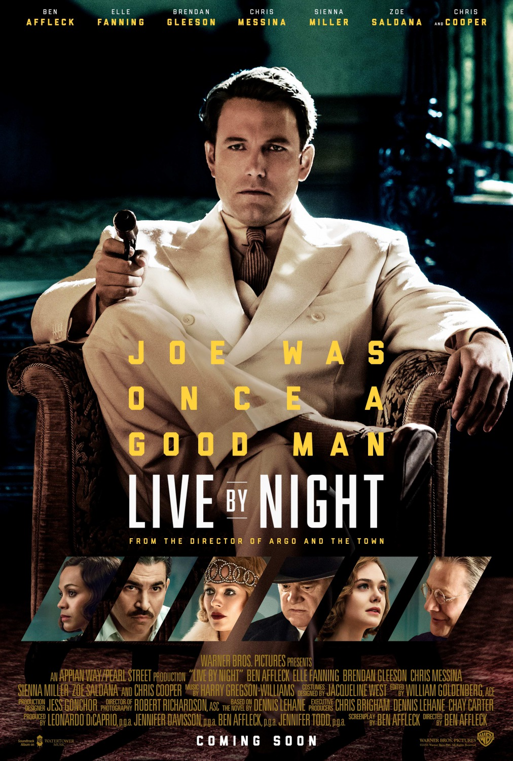 Nonton Film Live by Night (2016)
