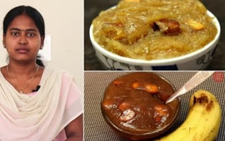 2 Halwa Recipes | Sweet Recipes in Tamil