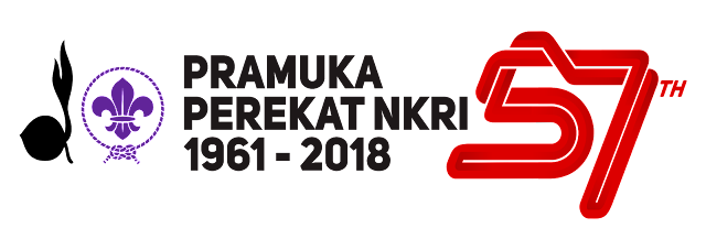 Logo Hari Pramuka Tahun 2018