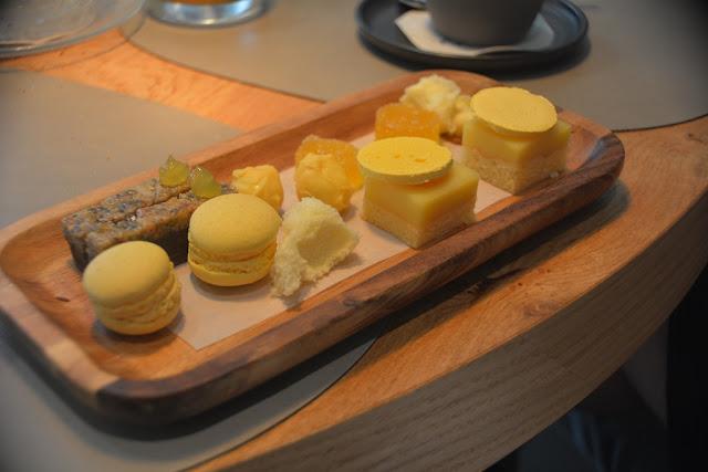 Restaurant Beluga sweets