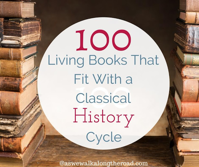 Living history books for a Classical history cycle