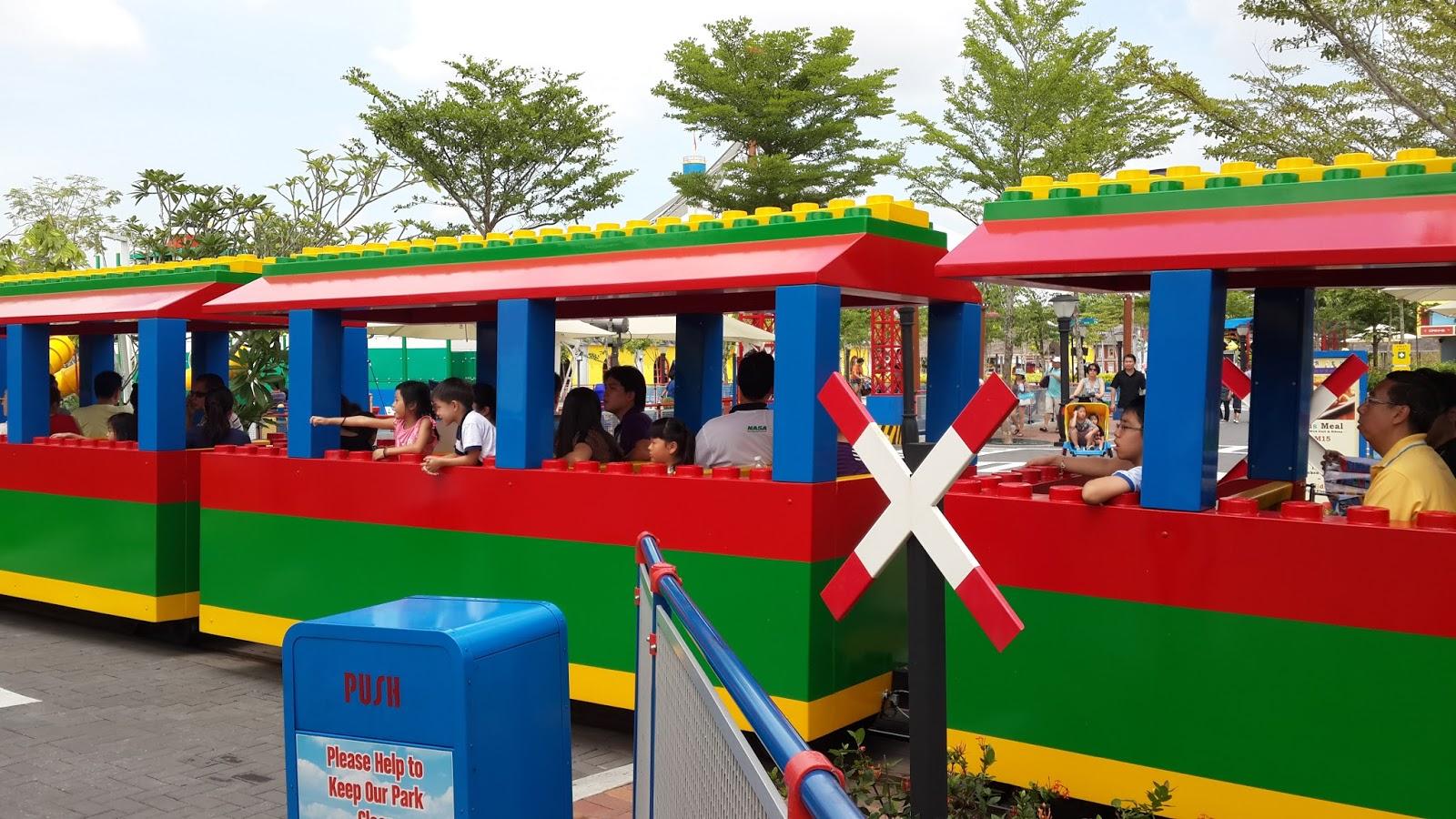 Suke-Suke Jenjalan..: Kisah Aku Di Legoland, Johor Bahru