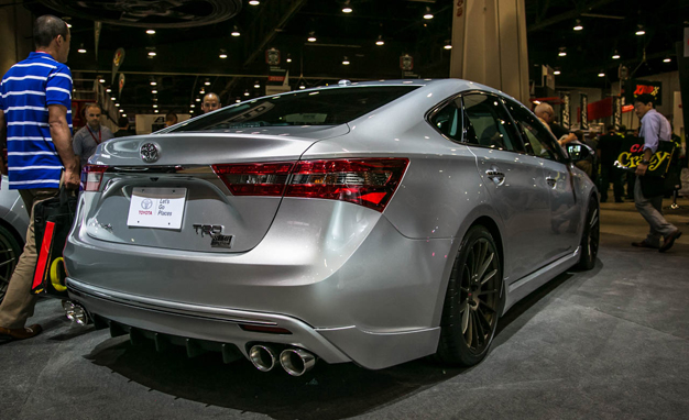 Toyota Avalon TRD - Look What Happened to Grandpa SEMA Edition