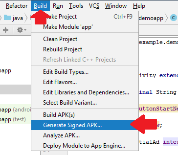 How To Generate Signed APK (Step By Step) - Android Studio Tutorials