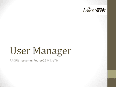cara setting user manager mikrotik hotspot