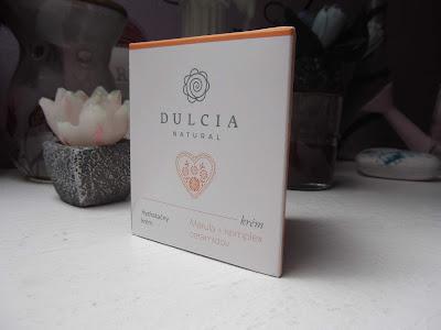 Dulcia Natural Hydratačný krém Marula + komplex ceramidov