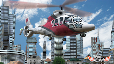 Helicopter Simulator 2016 MOD APK - Screenshot -1