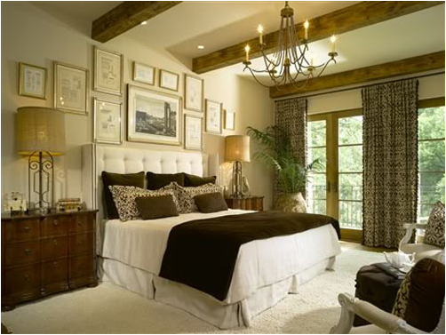 Key Interiors by Shinay: Tuscan Bedroom Design Ideas