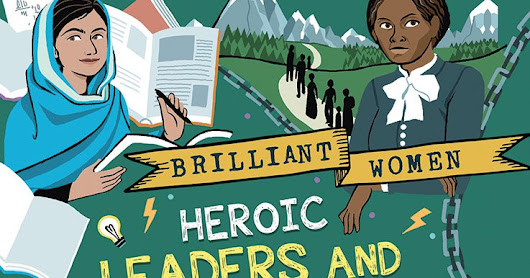 Book Review - Brilliant Women: Heroic Leaders and Activists