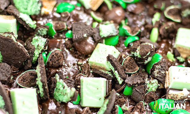 Mint Chocolate Homemade Fudge