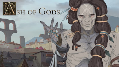 Ash of Gods: Tactics Apk + Data for Android