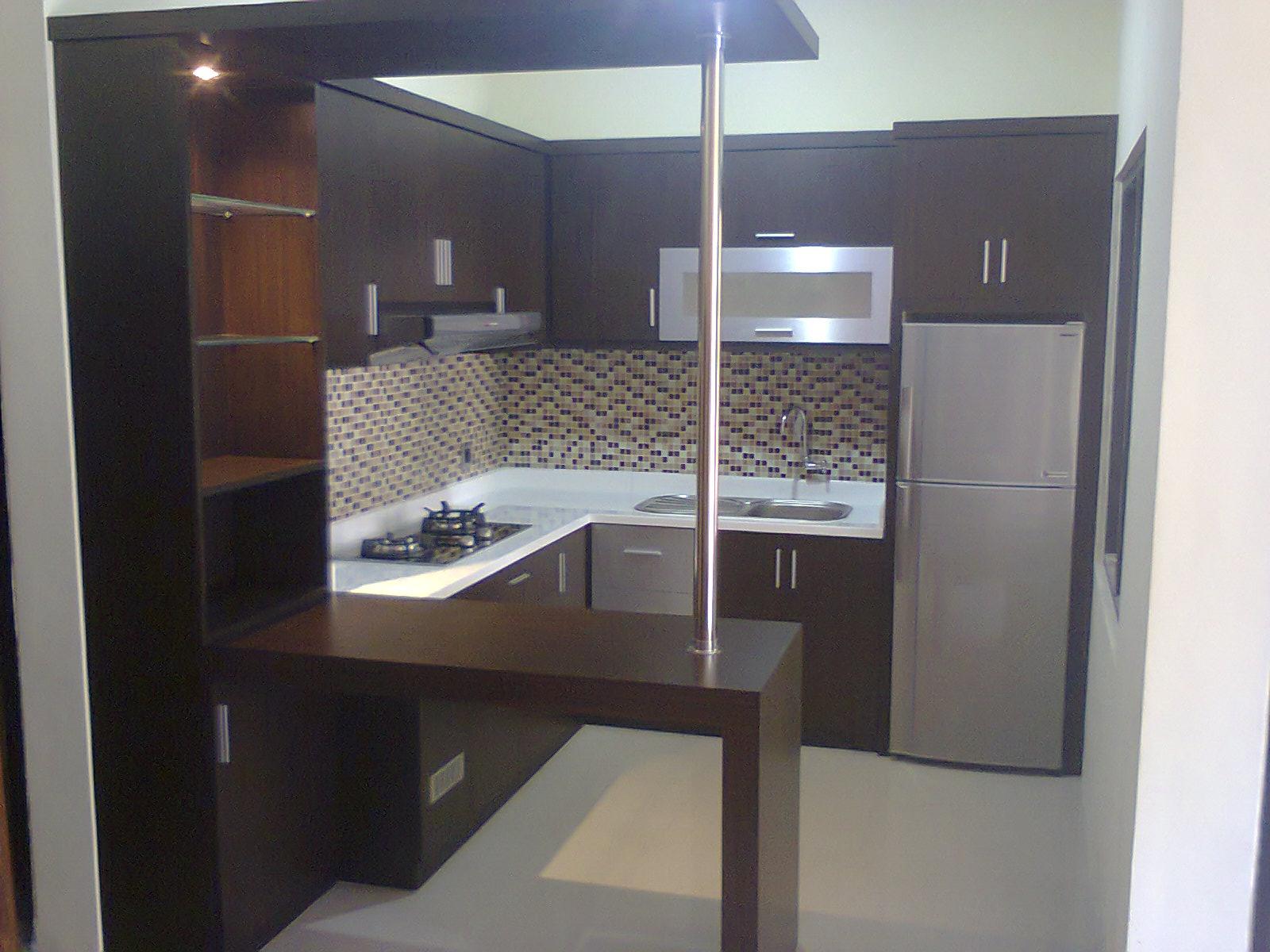 kontraktor interior surabaya sidoarjo harga kitchen set minimalis sidoarjo. Black Bedroom Furniture Sets. Home Design Ideas