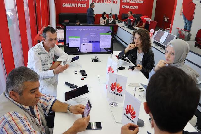 MediaMarkt ve Huawei'den Ücretsiz Mobil Fotoğrafçılık Eğitimleri