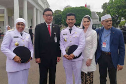Khofifah Indar Parawansah Ajak Warga Bersatu Membangun Jawa Timur
