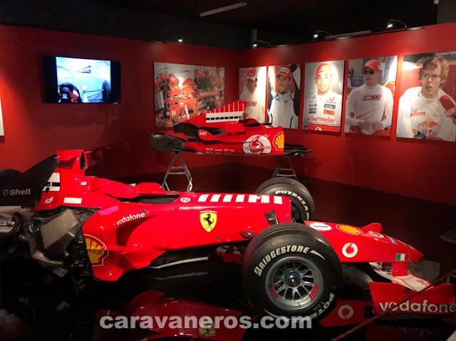 Museo del automóvil Turín | caravaneros.com